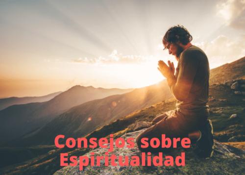consejos sobre espiritualidad