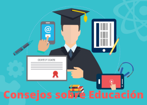 consejos sobre educación