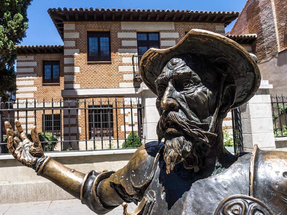 Consejos de Don Quijote a Sancho Panza para el alma