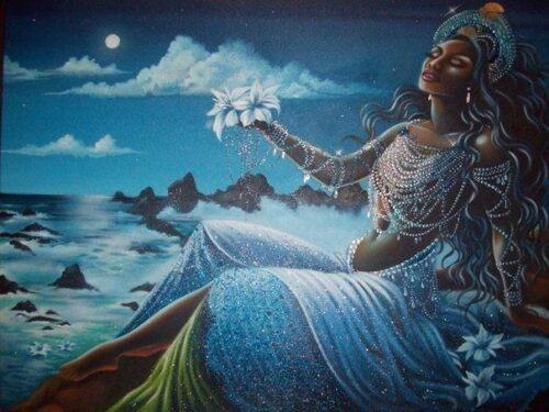 Consejos de Yemayá la diosa madre