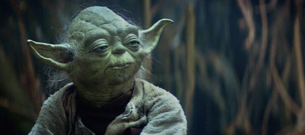 Consejos de Yoda
