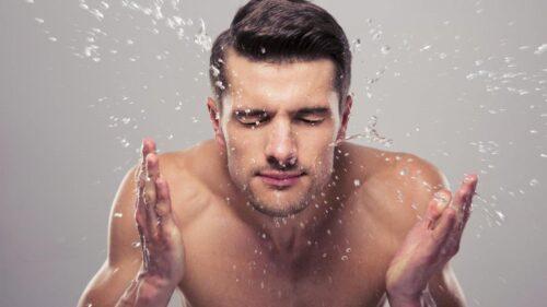 Consejos de belleza para hombres exfoliación