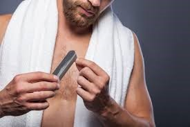 Consejos de belleza para hombres Manos