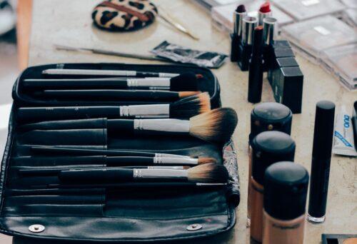 Consejos de maquillaje con equipo