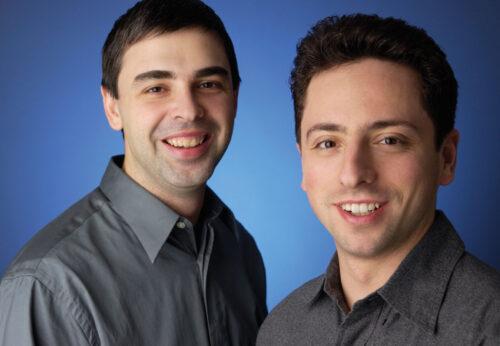 consejos de empresarios exitosos Larry y Sergey