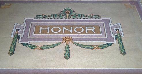 consejos de honor y disciplina