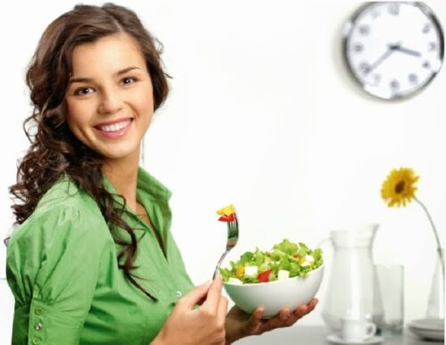 sabios consejos de nutrición para adolescentes